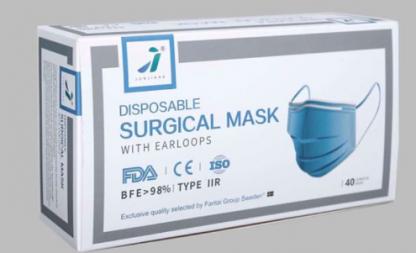 kirurgiskt munskydd